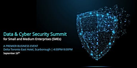 Data & Cyber Security Summit tickets