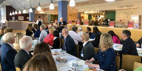 Networking Breakfast - Thursday 17th October tickets