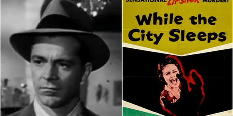 Cinemalit: While the City Sleeps (1956)  tickets