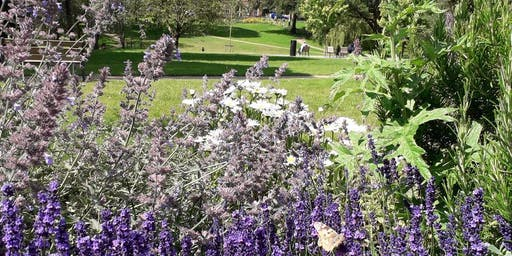 Winckley Square Heritage Weekend: A Gander around the Gardens with the Gardener