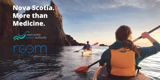 Nova Scotia One on Ones - Birmingham, Monday, September 30, 2019