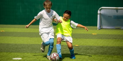 FREE Session #1: Manchester City Soccer Academy at Goals Rancho Cucamonga
