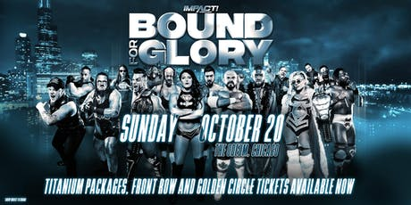 Bound For Glory tickets