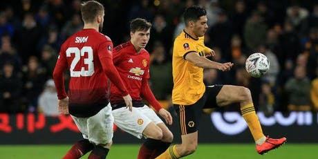 Wolves vs Manchester United tickets
