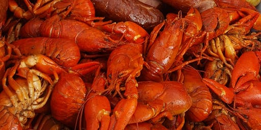 Crayfish Boil with Crayfish Bob