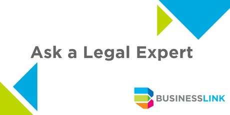Ask a Legal Expert - Sept 18/19 tickets