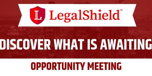 LegalShield - Montreal Quebec Business Briefing - Wed Oct 16th