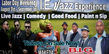 2nd Annual I.E. Jazz & Wine Experience tickets