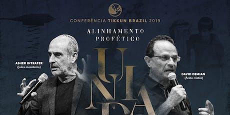 CONFERÊNCIA TIKKUN BRASIL 2019 ingressos