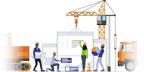 UDA ConstructionSuite:  Scheduling tickets