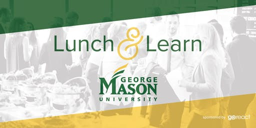 George Mason University+ GoReact Lunch and Learn