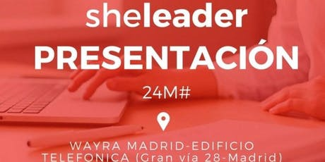 Evento Sheleader entradas