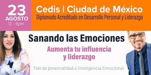 Sanando las Emociones y Desarrollando Liderazgo - Cedis CDMEX