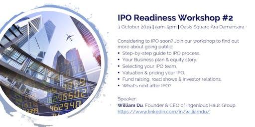 IPO Readiness Workshop #2