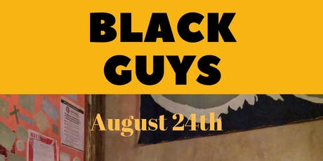 Black Guys tickets