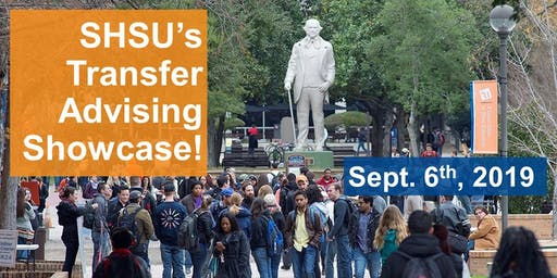 SHSU's Transfer Advising Showcase