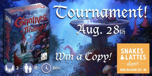 Gnomes at Midnight - Tournament