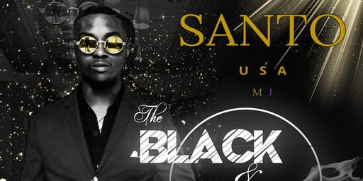 SANTO THE BLACK & WHITE AFFAIR