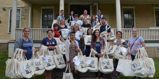 Fall 2019 Welcome Bag Distribution