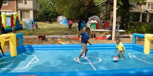 2019 N2N Community Heritage Festival with Recess Cleveland