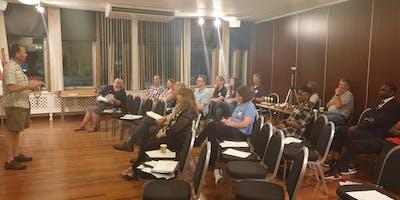 Epsom Speakers Club: Toastmaster Doris Sew Hoy
