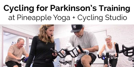 Cycling for Parkinson's Training with Sally Harris, Director of YMCA Prog
