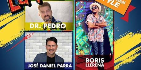 La Farra- Ecuadorian Style tickets