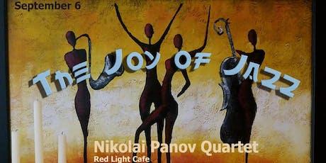 Nikolai Panov Quartet: The Joy of Jazz tickets