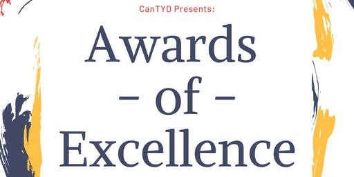 CanTYD Awards of Excellence Gala 2019