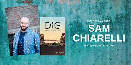 Meet Author Sam Chiarelli tickets