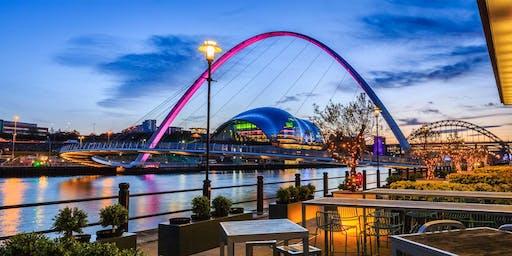AIA UK Newcastle Excursion