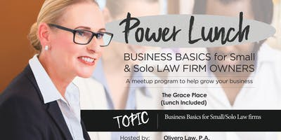 Power Lunch - Law Firm Billing and Collections