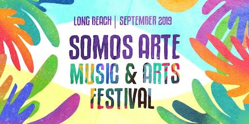 Somos Arte: Music & Arts Festival