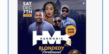 Harmonik (Album Release Party) & Blondedy Ferdinand tickets