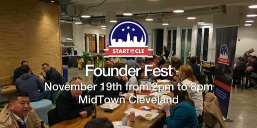 StartInCLE Founder Fest 2019