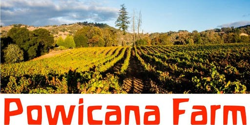 Powicana Farm Tour and Wine Tasting