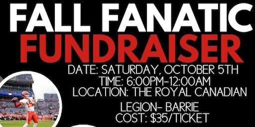Fall Fanatic Party