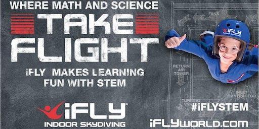 Homeschool STEM Day at iFLY Cincinnati