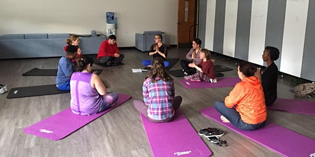 CORE Yoga with KEEN 2019-2020 tickets