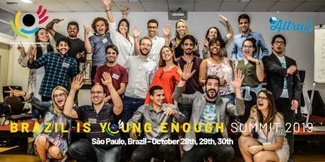 Brazil is Young Enough Summit (BYES 2019) tickets