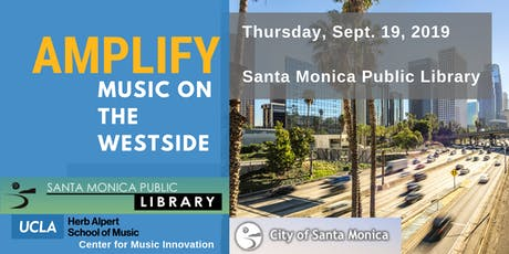 Amplify Music on the West Side tickets