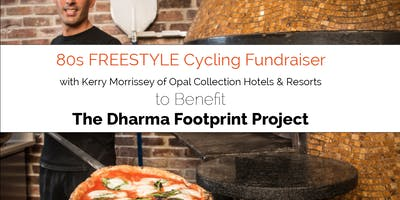 The Dharma Footprint Project First Fundraiser with Kerry + Bavaro's