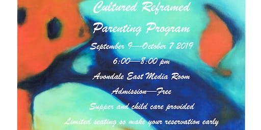 Cultured Reframed 5-Week Parenting Program