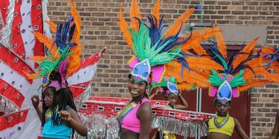 Lathrup Village Caribbean Fest Costume Workshop