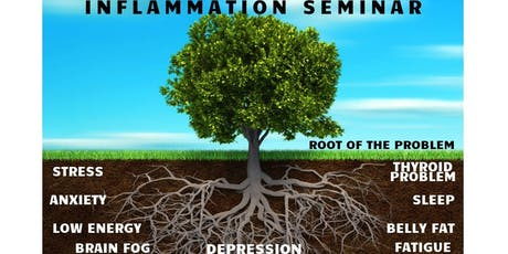 Inflammation and Hormones Seminar: A Holistic Approach tickets