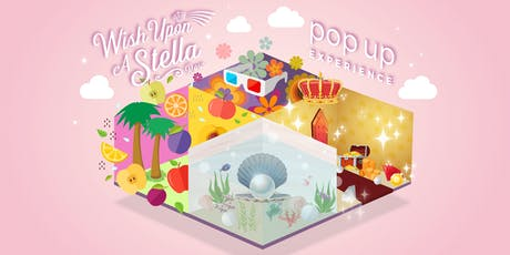 The Wish Upon a Stella Rosa Pop-Up Experience tickets