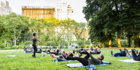 Villanova Women: Barre Class + Up-Leveling Your Energy in Central Park tickets