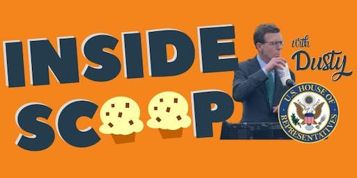 """Inside Scoop"" with Rep. Dusty Johnson in Pierre"