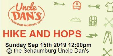Hike and Hops (FREE Beer and Gear Hiking Event)