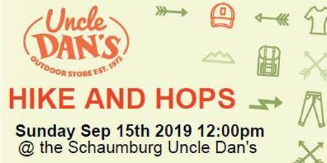 Hike and Hops (FREE Beer and Gear Hiking Event) tickets